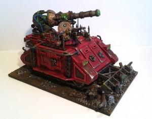 40Skaven tank 1