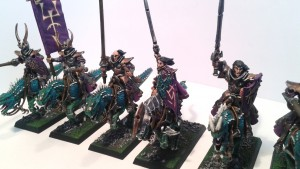 Dark Elf Cold One Riders 2