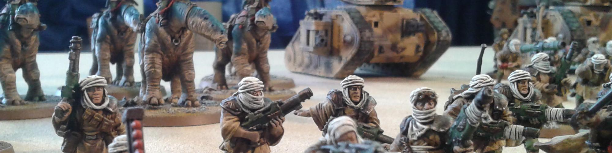 The Desert Scorpions