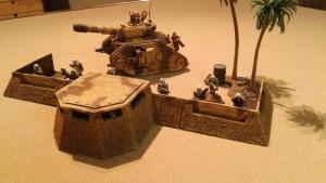 Defence line A1
