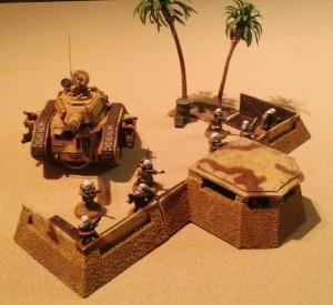 Defence line A3