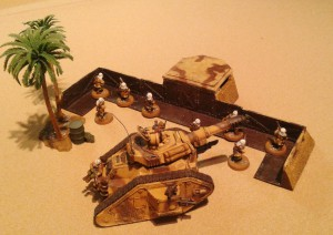 Defence line A6